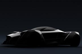 源于F1技术 新加坡首款电动超跑日内瓦车展发布