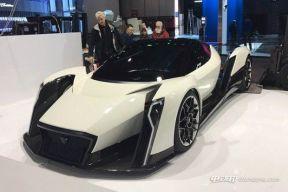 新加坡电动汽车Vanda Electrics将亮相日内瓦展
