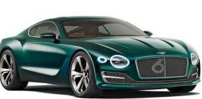 宾利将研发纯电动小型SUV