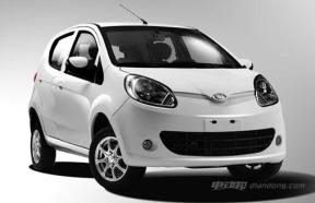 全新华泰EV160微型电动汽车官图发布