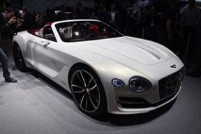 宾利EXP 12 Speed 6e电动概念车正式发布