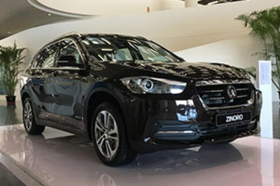 插电混动SUV之诺60H将于3月21日上市 纯电续航60公里