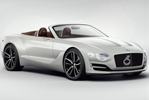 宾利 EXP 12 Speed 6e 新能源汽车