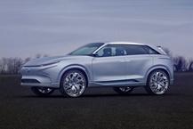 现代 FE Fuel Cell 新能源汽车