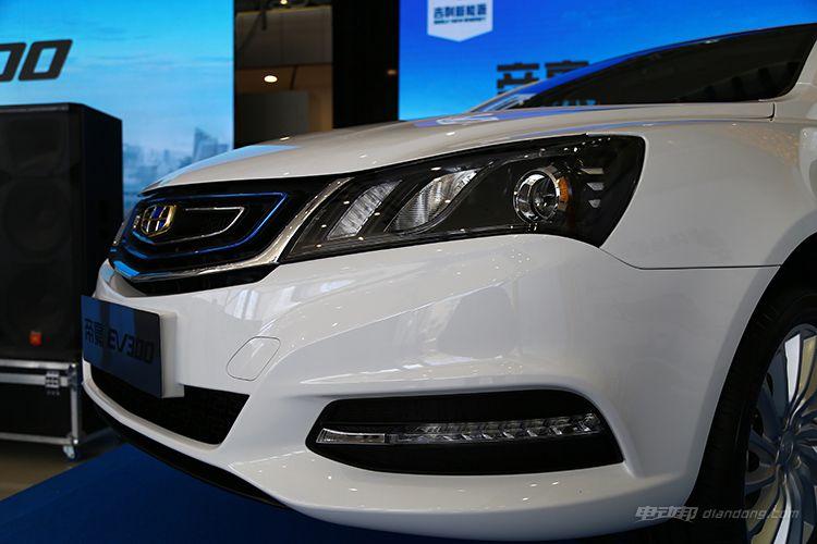 吉利帝豪EV300正式上市 补贴后售价12.88-14.98万元