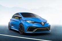 雷诺 ZOE 新能源汽车