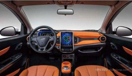 微型纯电动汽车奇瑞EQ1怎么样?