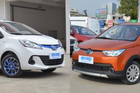 谁才是务实之作 奔奔EV、北汽新能源EC180对比导购