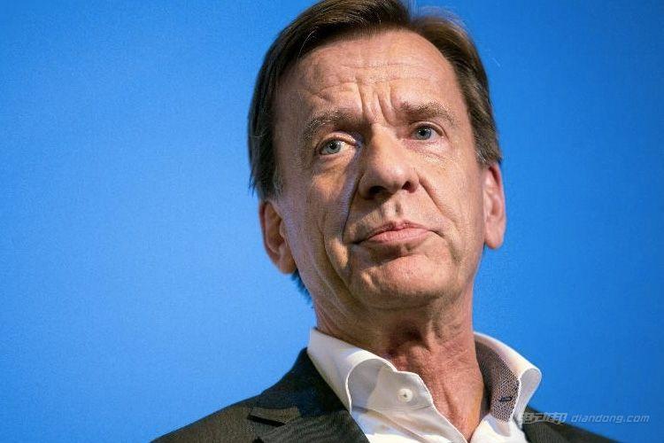 ▲ 沃尔沃CEO汉肯·塞缪尔森(Hakan Samuelsson)