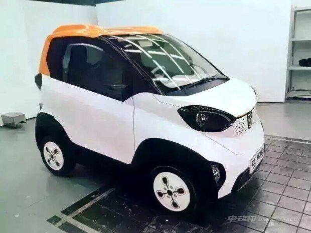 宝骏新能源汽车