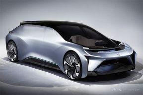 蔚来首款量产车ES8超5米 售价30万起