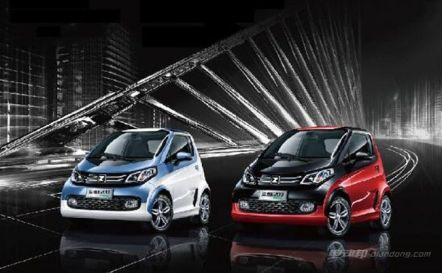 众泰E200纯电动汽车——高端的品质 亲民的价格