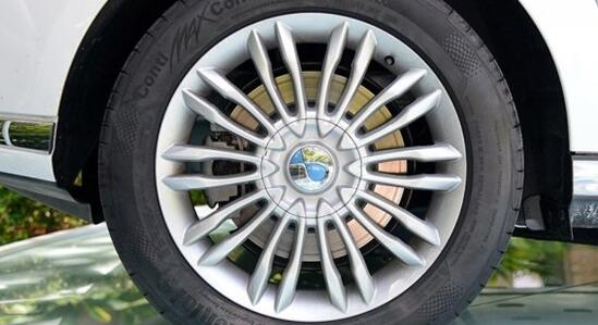 电动汽车腾势轮胎