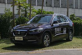 补贴后31.3万 华晨宝马之诺60H插电混动SUV上市
