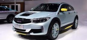 观致3 QLECTRIQ纯电动概念车