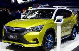 续航300km 宋EV将于4月7日公布预售价
