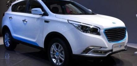 大空间纯电动SUV推荐