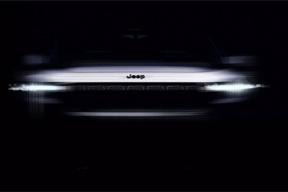 或为新能源车型 Jeep上海车展将发新车