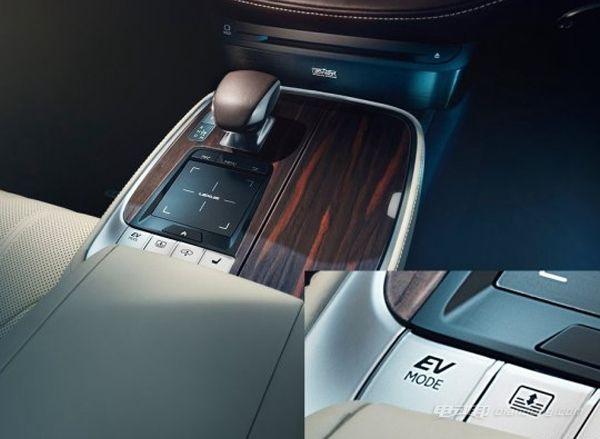 雷克萨斯LC 500h全新混合动力汽车--配置