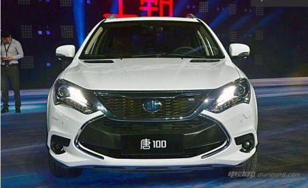 比亚迪唐100售价及车型介绍