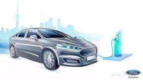 规划到2015年,福特汽车宣布中国电气化战略