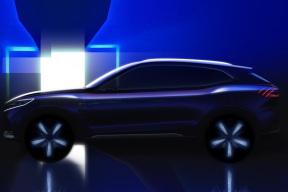 未来触手可及 荣威Vision-E Concept设计图曝光