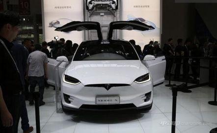 特斯拉MODEL X车型解析