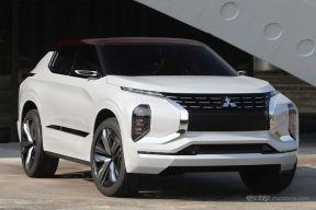 2款概念车国内首发 三菱上海车展阵容