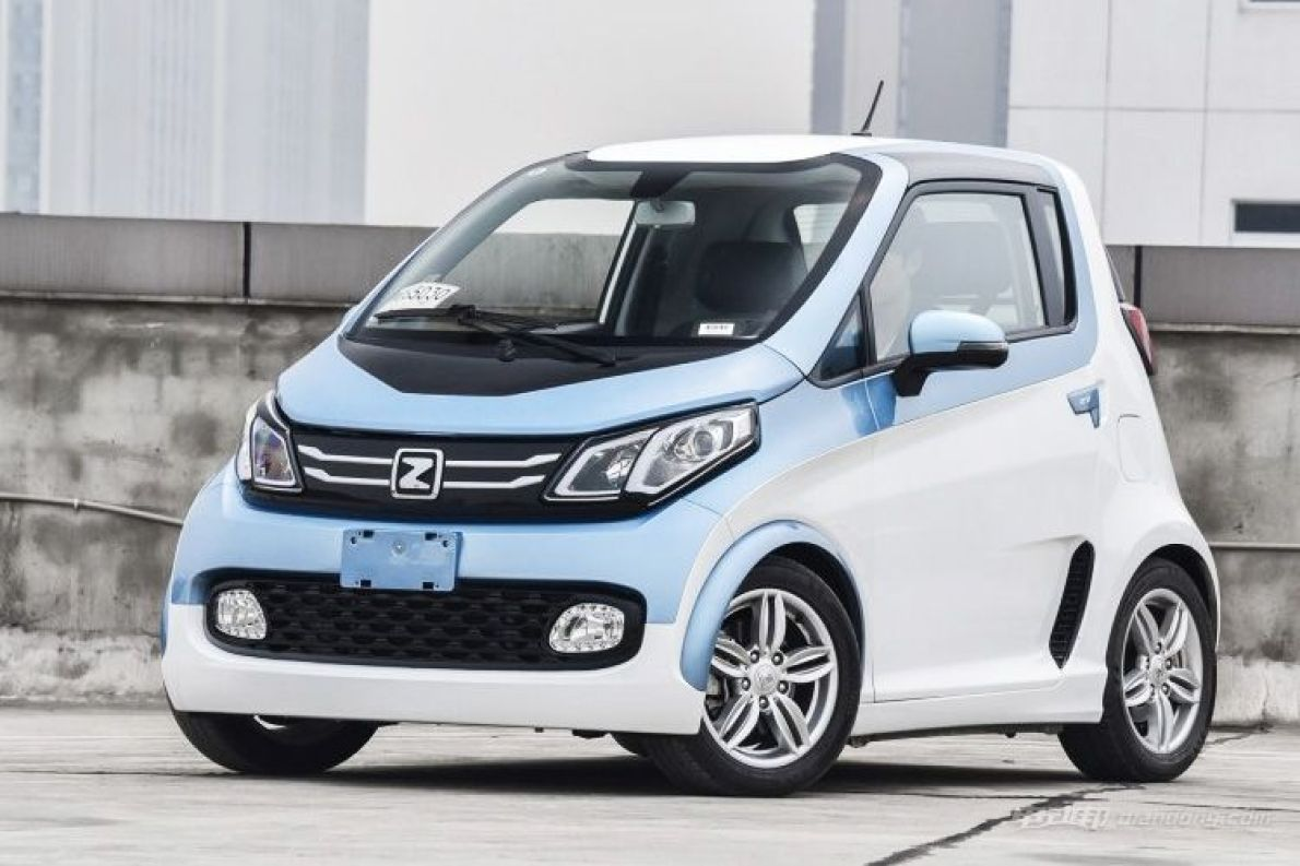 售价4.98万-6.48万 众泰E200拓宽为四款车型