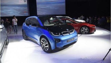 宝马i3升级款售价及车型解析