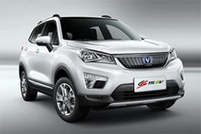 长安汽车首款纯电动SUV-CS15EV将亮相上海车展