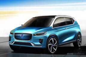 设计时尚 汉腾EV概念车将在上海车展亮相
