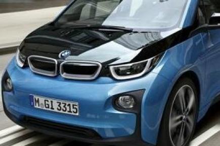 宝马i3电动汽车怎么样?图片及介绍