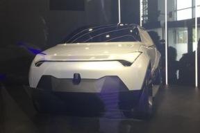 威马AG2020概念车发布 首款量产车2018年下线
