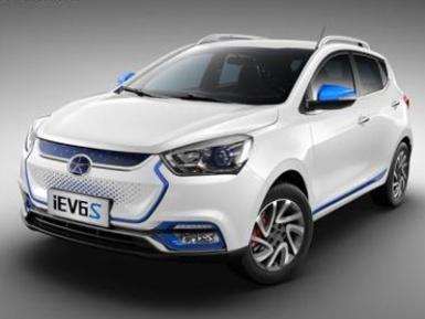 华泰xev260新能源SUV车型介绍