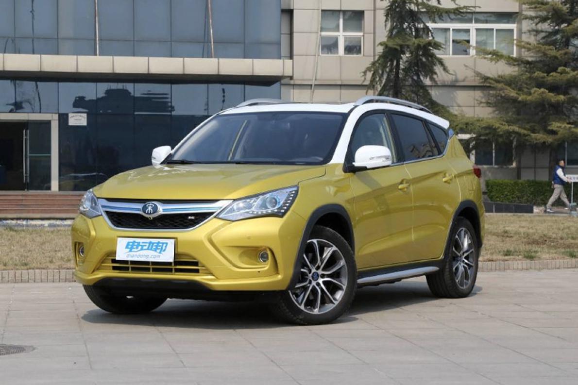 比亚迪宋EV300购车手册 推荐高配尊贵型