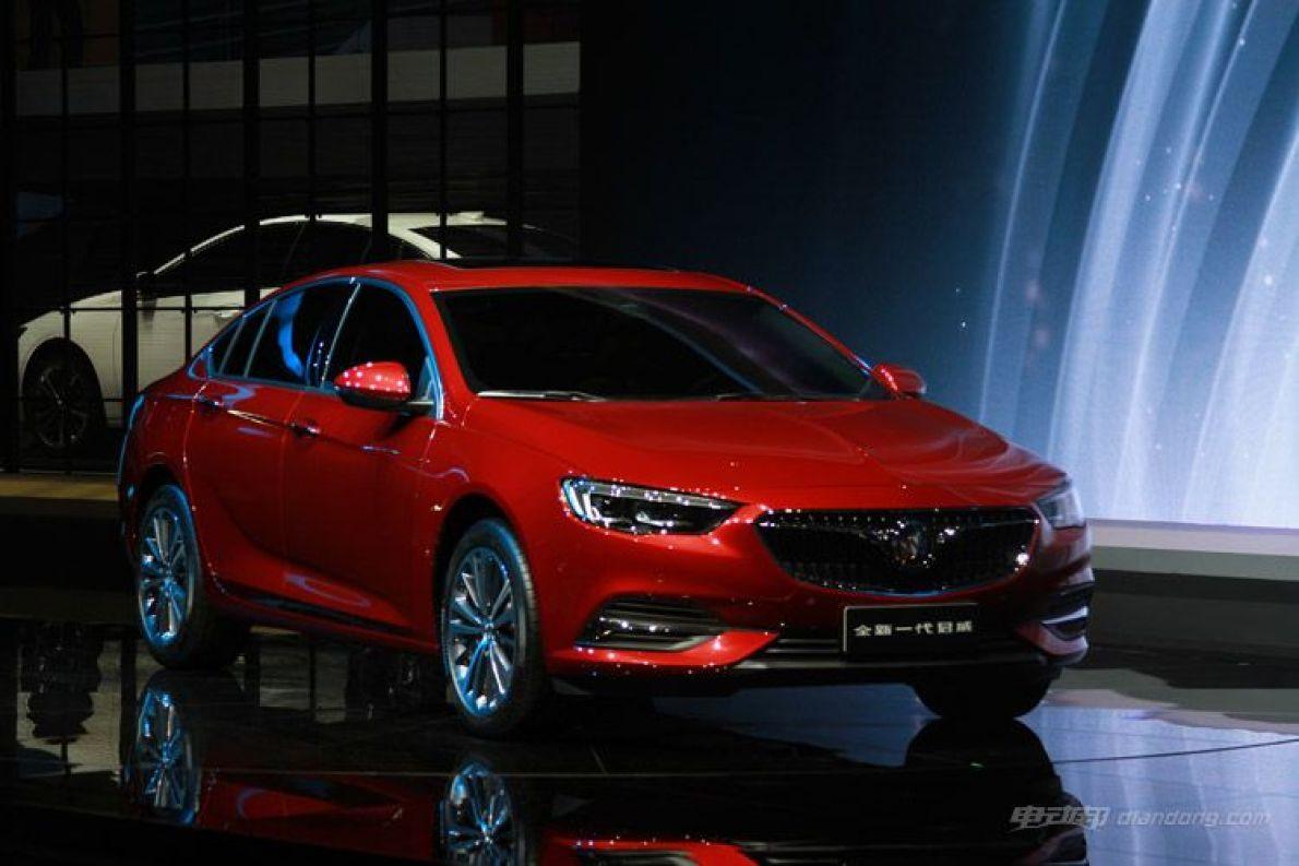 6个亮点,看全新一代别克君威于上海车展首发
