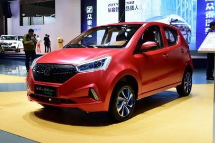 有望5月开售 众泰云100 Plus上海车展发布