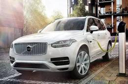以中国为生产重镇 沃尔沃首款电动车2019年上市