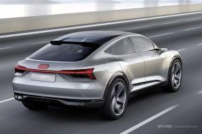 奥迪2019年将量产这款极具未来感的轿跑SUV