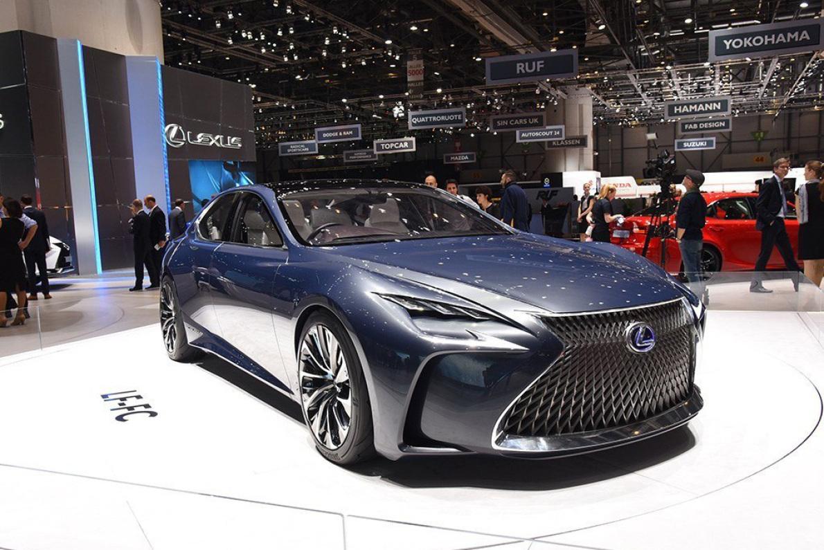 新一代LS将推氢燃料电池版 有望今年上市发布