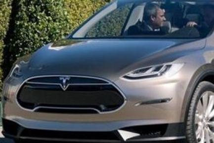 特斯拉Model X纯电动汽车续航怎么样?