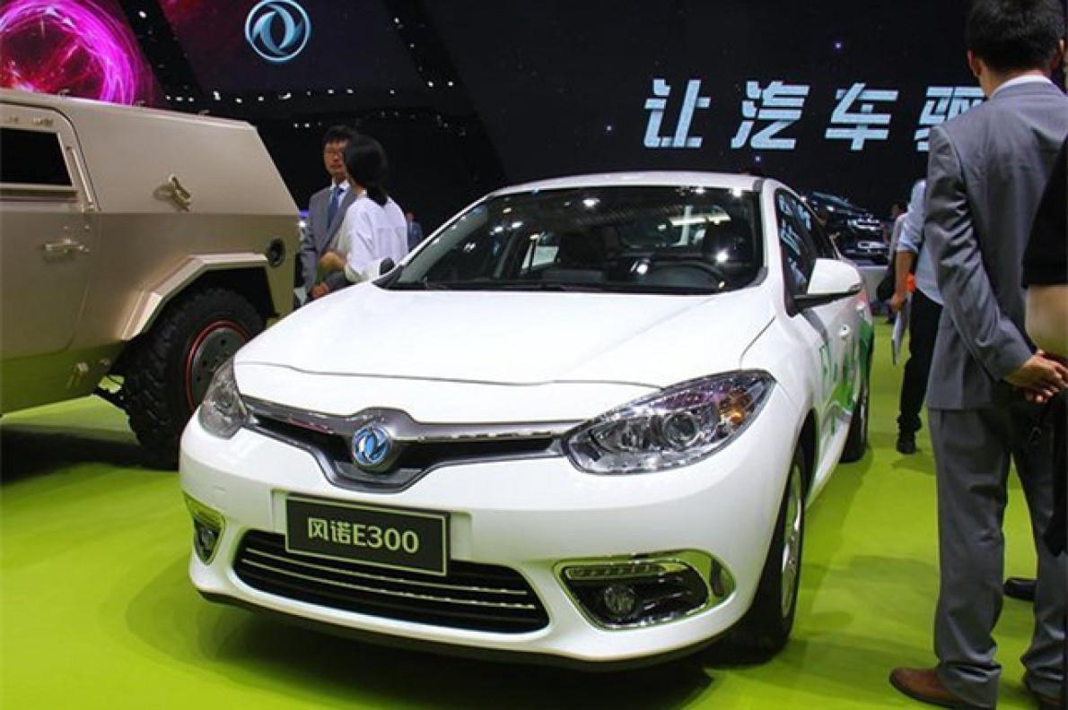 """东风雷诺将推""""中国定制""""纯电动汽车"""