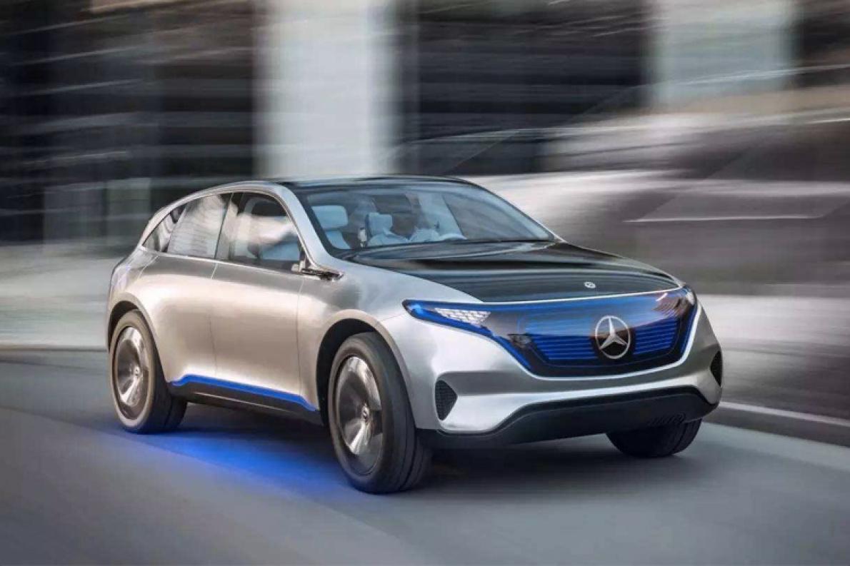 戴姆勒奔驰在中国注册了8款新能源商标