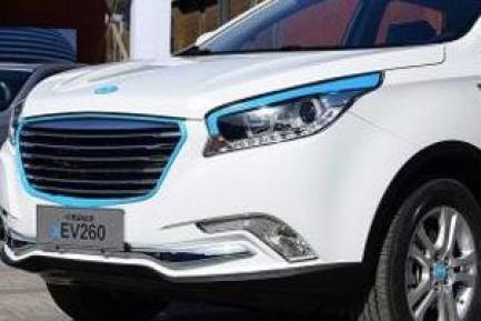 国产电动SUV有哪些?车型推荐
