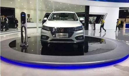 荣威ERX5纯电版车型介绍
