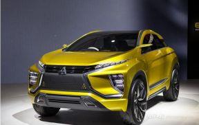 三菱概念车eX车型介绍