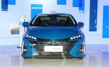 丰田普锐斯PHV车型介绍