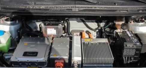 北汽EV200电机