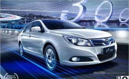 新款比亚迪e5价格及车型介绍